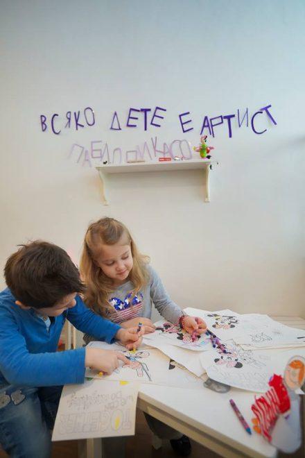 """Трите правила за добро възпитание в """"Детска стая"""" идват от Италия"""