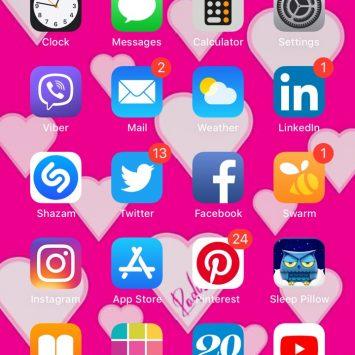 30 мобилни приложения в телефона на Радостна мама