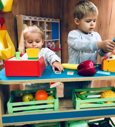 10 детски заведения с място за родители, а не заведения с детски кът