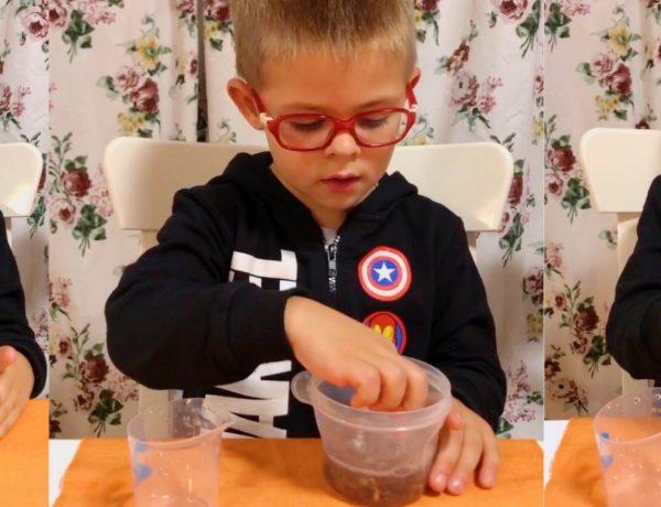 Научна лаборатория вкъщи за деца от 5 до 12 години